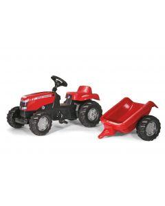 Rolly 01/230/5 Kid Massey Ferguson Tractor & Trailer