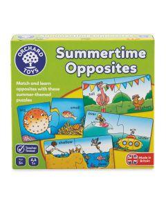 Orchard Toys 589 Summertime Opposites