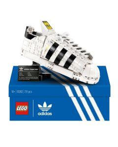 LEGO 10282 adidas Originals Superstar Trainers