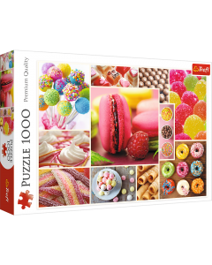 Trefl 10469 Candy collage 1000 piece