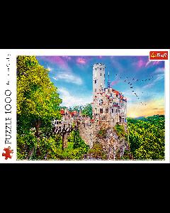Trefl 10497 Lichtenstein Castle Germany 1000 piece