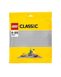 LEGO 10701 Classic Gray Baseplate