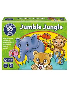 Orchard Toys 107 Jumble Jungle