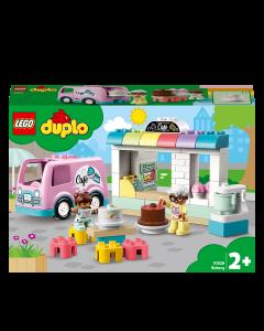 LEGO 10928 DUPLO Town Bakery Playset