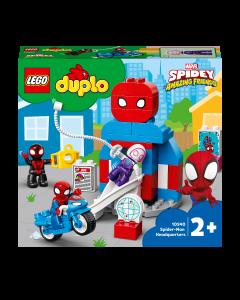 LEGO 10940 DUPLO Marvel Spider-Man Headquarters