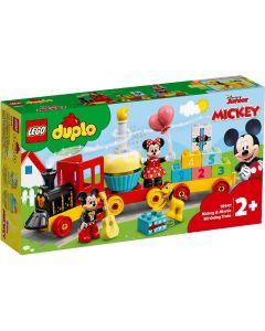 Lego 10941 Duplo Mickie & Minnie Birthday Train