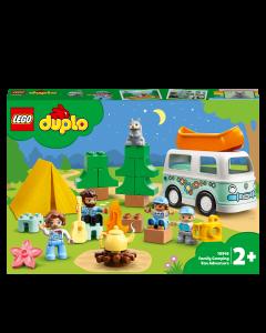 LEGO 10946 DUPLO Town Family Camping Van Adventure Car