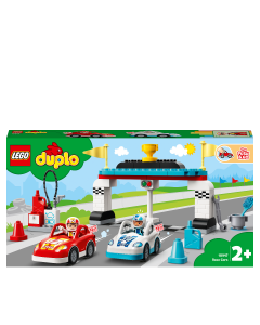 LEGO 10947 DUPLO Town Race Cars