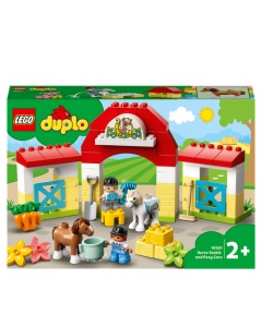 LEGO 10951 Duplo Horse Stable and Pony Care