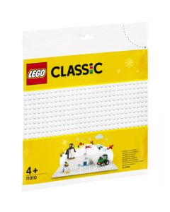 LEGO 11010 White Base Plate