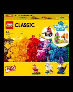 LEGO 11013 Classic Transparent Bricks