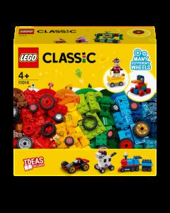 LEGO Classic 11014 Bricks and Wheels