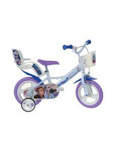 "Dino 126RL-FZ3GB Frozen 12"" Bicycle"