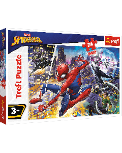 Trefl 14289 Fearless Spider-Man