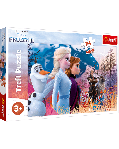 Trefl 14298 Disney Frozen 2,  Magical Journey