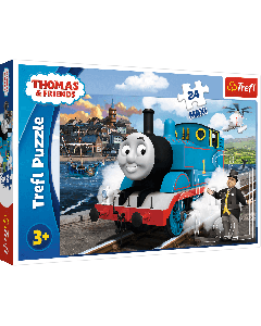 Trefl 14317 Thomas & Friends, Happy Day