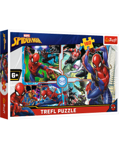 Trefl 15357 Spiderman 160 Piece Puzzle
