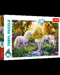 Trefl 16349 Secret Garden, 100 Piece Puzzle