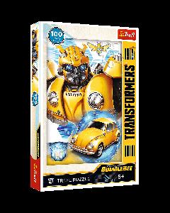 Trefl 16355 Transformers Bumblebee, 100 Piece Puzzle