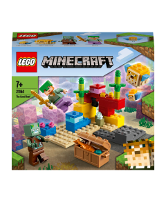 LEGO 21164 Minecraft The Coral Reef