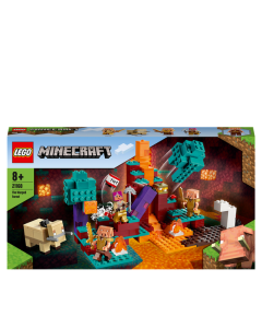 LEGO Minecraft 21168 The Warped Forest