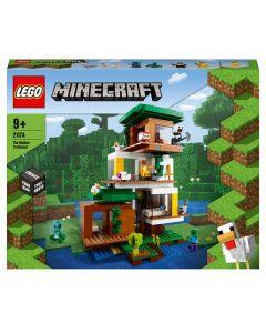 LEGO 21174 MINECRAFT THE MODERN TREEHOUSE
