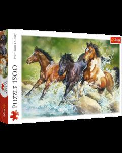 Trefl 26148 Three Wild Horses 1500