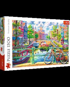 Trefl 26149 Amsterdam Canal 1500 Piece
