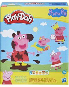 Play-Doh F1497 Peppa Pig Styling Set