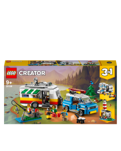 LEGO 31108 Creator Caravan Family Holiday