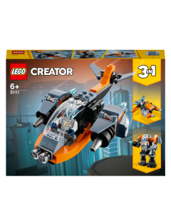 LEGO 31111 Creator Cyber Drone