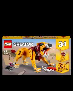 LEGO 31112 Creator Wild Lion