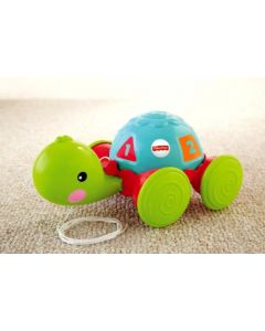 Fisher Price Y8652 Pull Along Turtle