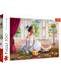 Trefl 37351 Little Ballerina 500 Piece Puzzle
