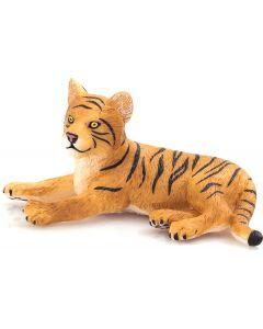 Animal Planet 387009  Tiger Cub lying Down