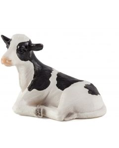 Animal Planet 387082 Holstein Calf lying