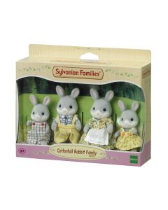 Sylvanian Families 4030 Cottontail Rabbit Family