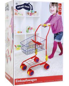 Legler Child's Shopping Trolley