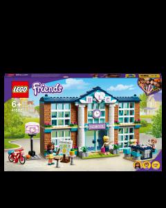 LEGO 41682 Friends School House Toy Heartlake City Building Set, Classroom Teacher Playset with Olivia Mini Doll