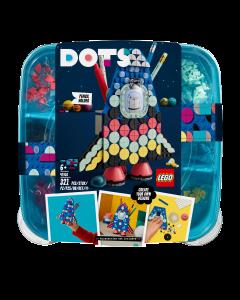 LEGO 41936 DOTS Pencil Holder Rocket Toy Desk Décoration