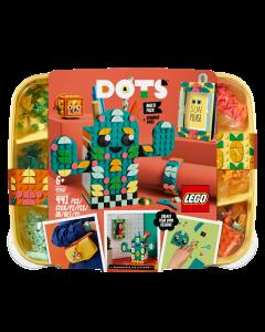 LEGO 41937 DOTS Multi Pack 4in1 Bracelet, Picture Frame, Bag Tag & Pencil Holder