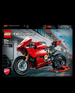 LEGO 42107 Technic Ducati Panigale V4 R Motorbike