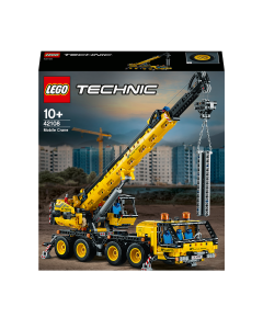 LEGO 42108 Technic Mobile Crane Truck Toy