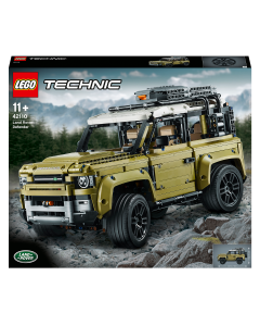 LEGO 42110 Technic Land Rover Defender Off Road 4x4 Car