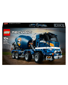 LEGO  42112 Technic Concrete Mixer Truck Toy Construction Vehicle