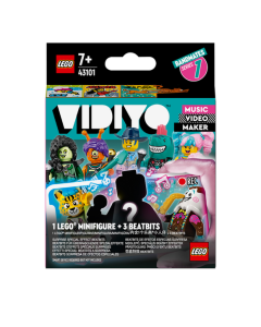 LEGO 43101 VIDIYO Bandmates Minifigures Series 1 Extension Box