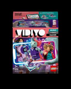LEGO 43106 VIDIYO Unicorn DJ BeatBox Music Video Maker