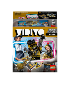 LEGO 43107 VIDIYO HipHop Robot BeatBox Music Video Maker