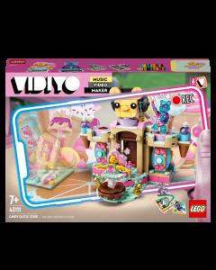 LEGO 43111 VIDIYO Candy Castle Stage BeatBox