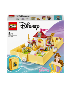 LEGO 43177 Disney Princess Belle's Storybook Adventures Castle